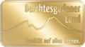 Gold-Siegel Berchtesgadener Land