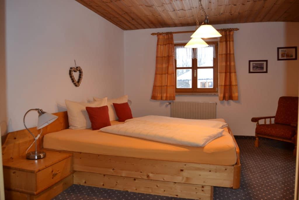 Göllblick Schlafzimmer