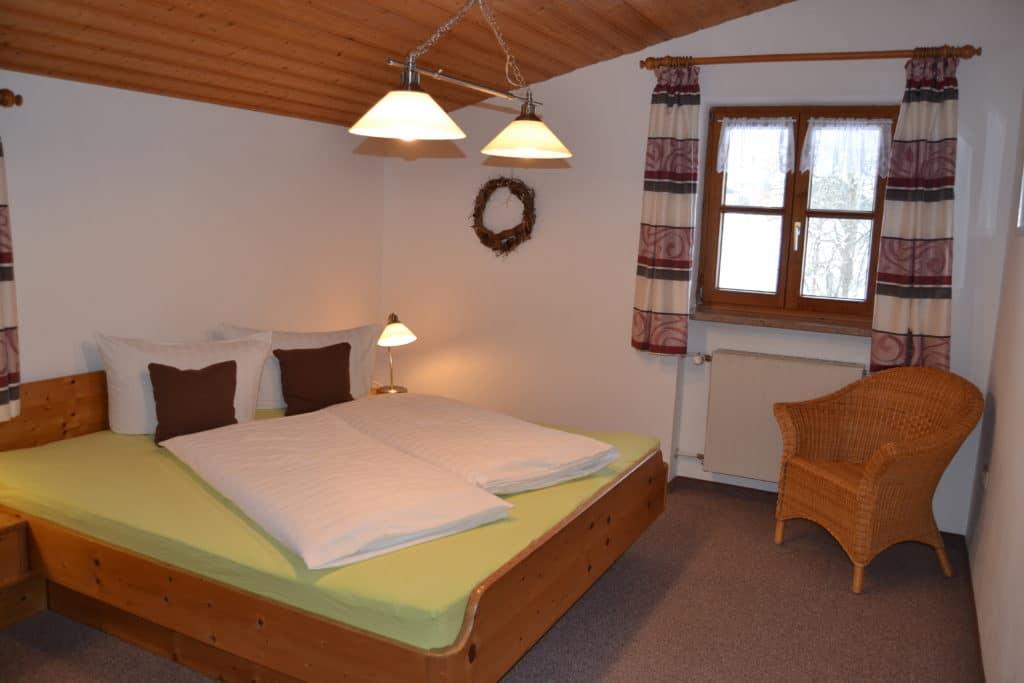 Watzmannblick Schlafzimmer